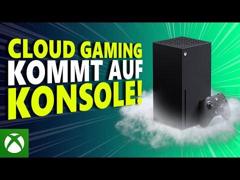 Spielt BALD Xbox Series X|S-Spiele auf eurer Xbox One! Cloud Gaming Update
