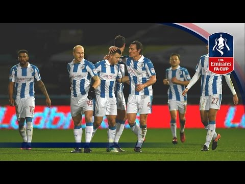 Huddersfield Town 4-0 Port Vale - Emirates FA Cup 2016/17 (R3) | Goals & Highlights