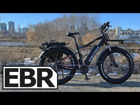 2019 VoltBike Yukon 750 Review - $1.7k