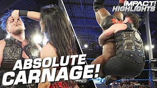World Title Shot On The Line In IMPACT Mashup Tournament Finals! | IMPACT! Highlights July 19, 2019