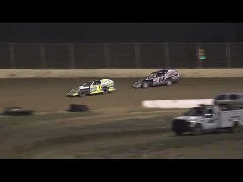 Florence Speedway | 9/18/21 | Modifieds | Feature - dirt track racing video image
