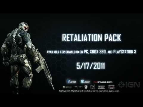 Crysis 2: Official Retaliation DLC Trailer - UCKy1dAqELo0zrOtPkf0eTMw