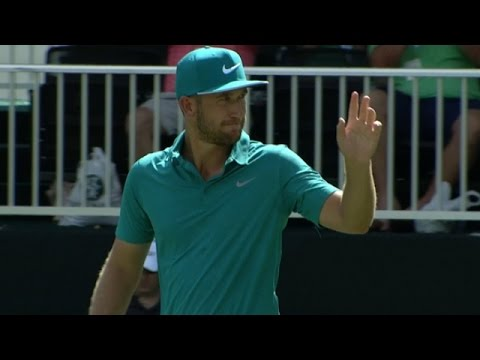 Kevin Chappell Round 1 highlights from the TOUR Championship