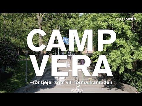 Camp Vera – för tjejer som vill forma framtiden