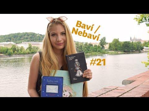 Knižní Baví / Nebaví #21
