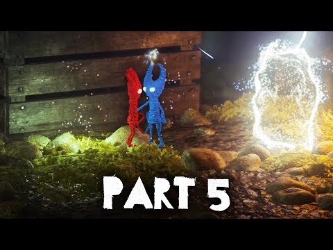 Unravel Two Gameplay Walkthrough Part 5 - Chapter 6 (Every Collectible)
