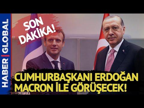 Macron'dan Flaş Erdoğan Açıklaması!