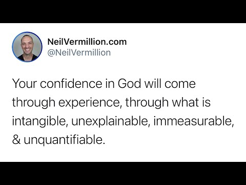 Foreknowledge Of Things Yet To Come - Daily Prophetic Word