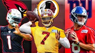 My Thoughts On Daniel Jones, Kyler Murray, Dwayne Haskins So Far | NFL