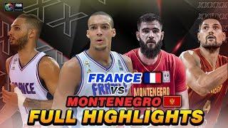 FRANCE vs MONTENEGRO