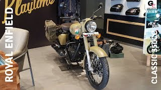 Royal Enfiled classic 350cc Signals Edition ABS |  walkaround review | features | specs | price !!