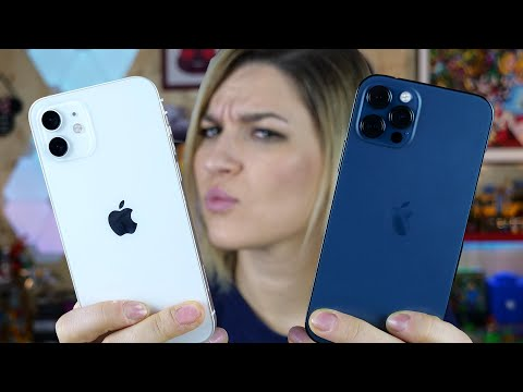 Recensione iPhone 12 vs iPhone 12 PRO: s …