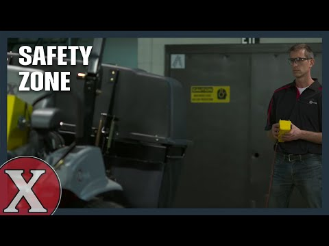Stay in the Safety Zone - Exmark Mower Safety