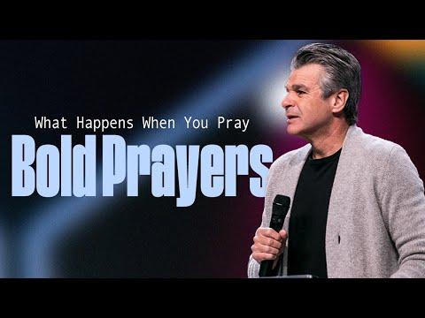 What Happens When You Pray Bold Prayers  Pastor Jentezen Franklin