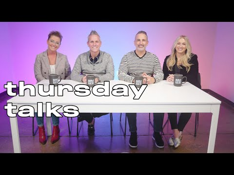 Thursday Talks  How to Win The Day