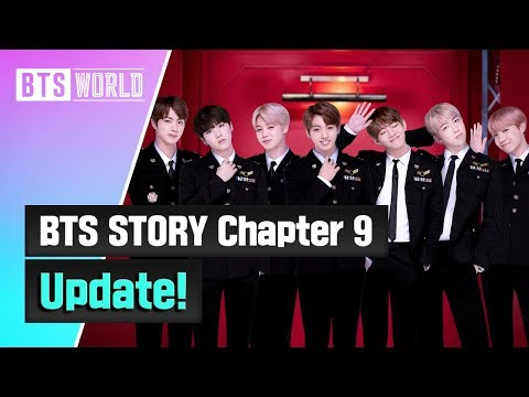 [BTS WORLD] BTS STORY Chapter 9 Update!