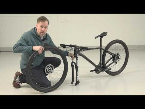 Så monterar du din Velova-cykel