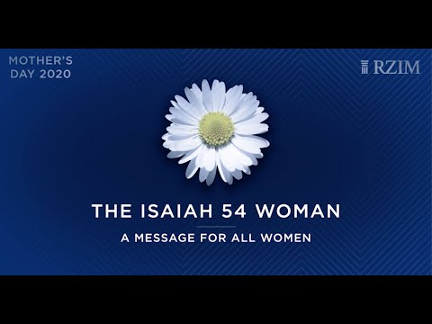 Biblical Mothers  The Isaiah 54 Mother: A Message for All Women  Mother's Day  Michelle Tepper