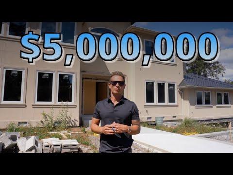 Inside a $5 Million Dollar House Flip (7,000+ Sqft)