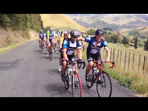 BDO Wellington to Auckland Cycle Race - 2014 Highlights