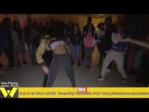 MERCEDES VS QUEEN J Money pt 2 @ DA WARZONE!!! CB MAKE'S HER MOVE!!!