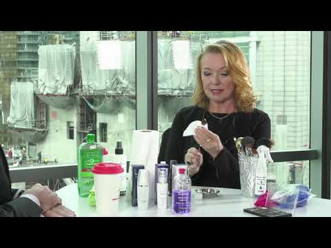How to reduce the risk of the Covid-19 infection when putting on make up