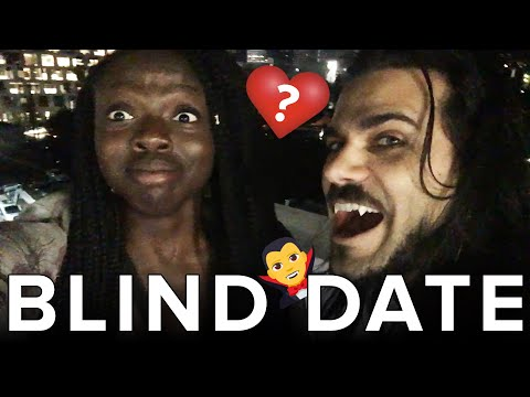 I Had A Date With A Vampire (Yes, An Actual Vampire)