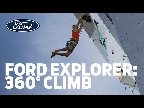 Ford Explore New Heights: 360º Climb