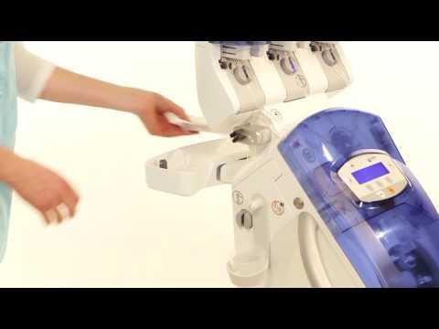5. Remplacer la tubulure de patient