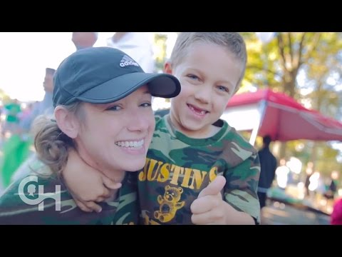 Parkway Run & Walk 2016: One Goal - Cure Childhood Cancer