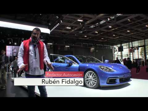 Nuevo Porsche Panamera 2016