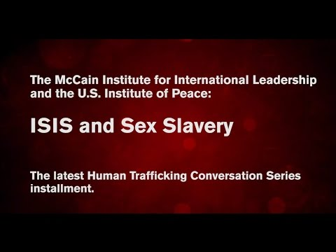 "ASU Insight: ""ISIS and Sex Slavery"""