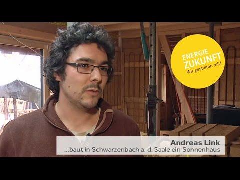 Bürgerenergiepreis Oberfranken 2016: Neubau 2-Familienhaus, Sonnenhaus autark ökologisch