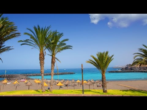 Playa del las Americas på Tenerife