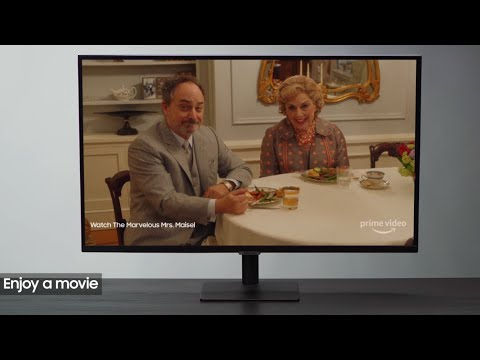 Smart Monitor: How to experience endless home entertainment   Samsung