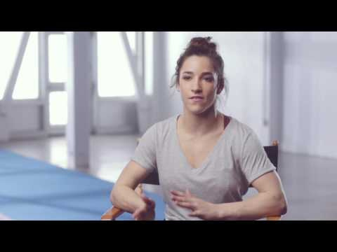 An Average Day with Aly Raisman