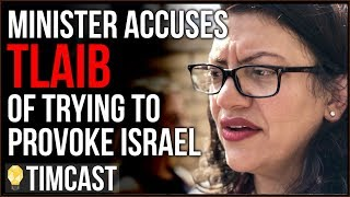 Rashida Tlaib Accused Of Trying To Provoke And Embarrass Israel By Israeli Minister