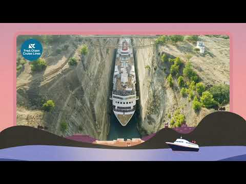 Fred Olsen Cruises 30 Destination