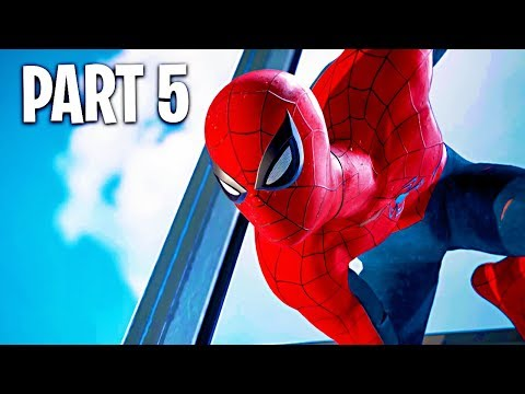 Spider Man PS4 Walkthrough Part 5 (Marvel's Spider-Man PS4 Pro Gameplay) - UC2wKfjlioOCLP4xQMOWNcgg