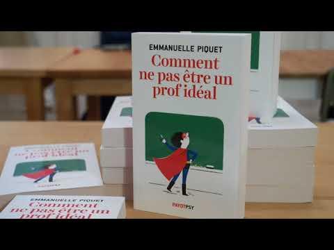 Vidéo de Emmanuelle Piquet