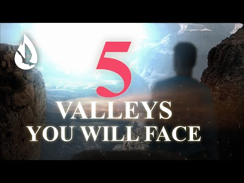 5 Major Obstacles Every Christian Will Face (Symbolized by Biblical Valleys)