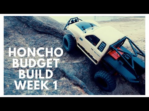 Axial SCX10-2 Trail Honcho $50 Budget Build - Week 1 - Free Mods & Interior - UCiAOfMDwKjLhFglk0HTM6Hw
