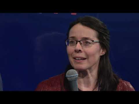 Enovakonferansen 2019 | Elisabeth Sørheim og Marianne Langedal