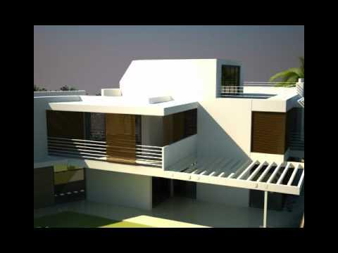 Progetto di una villa a Civitanova Marche