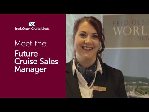 Future Cruise Sales Manager Beth Noble - Fred. Olsen