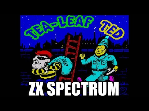 TEA LEAF TED: ZX SPECTRUM NEW GAME