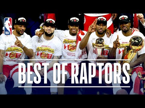 Best Plays From the Toronto Raptors | 2019 NBA Finals