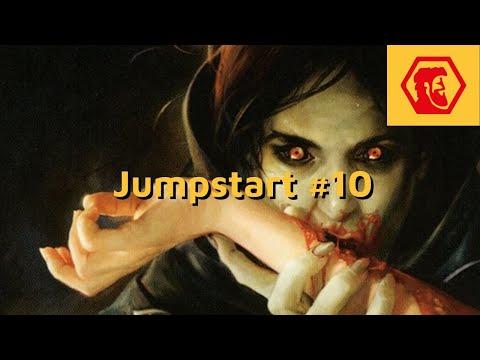 MTGA Jumpstart #10 - Vampiros Assustadores