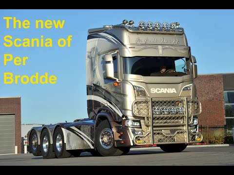 The new Scania of Per Brodde