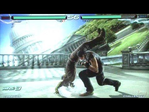 TGS 2008: Tekken 6 - Eddy Vs. Law - UCKy1dAqELo0zrOtPkf0eTMw